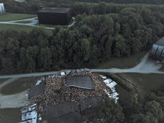 "<div class=""source"">Joedy Gilliland/Special to The Standard</div><div class=""image-desc"">Warehouse No. 30 lies in ruin Wednesday afternoon after the second half of the structure fell along with its 9,000 barrels.</div><div class=""buy-pic""></div>"