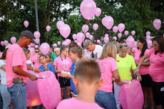 "<div class=""source"">KACIE GOODE/The Kentucky Standard</div><div class=""image-desc"">Friends, family and community members gather with pink balloons in the parking lot before the release. </div><div class=""buy-pic""><a href=""/photo_select/77540"">Buy this photo</a></div>"
