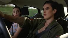 """<div class=""""source"""">Submitted</div><div class=""""image-desc"""">Rumer Willis and Emma Dumont in a scene from """"What Lies Ahead,"""" a movie filmed primarily in Nelson County.</div><div class=""""buy-pic""""></div>"""