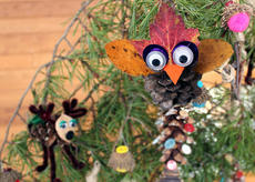 """<div class=""""source"""">Submitted Photo</div><div class=""""image-desc"""">Natural items can be turned into cute ornaments at Bernheim.</div><div class=""""buy-pic""""></div>"""
