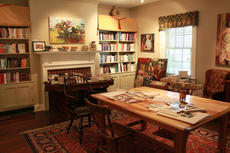 """<div class=""""source"""">Erin L. McCoy/The Kentucky Standard</div><div class=""""image-desc"""">The Cantrells' gallery and bookstore remains one of the foremost sources of Thomas Merton-related materials.</div><div class=""""buy-pic""""><a href=""""/photo_select/26498"""">Buy this photo</a></div>"""