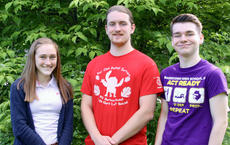 """<div class=""""source"""">SUBMITTED PHOTO</div><div class=""""image-desc"""">Lily King, Tristan Boggs and Jack Downs will represent Bardstown High School as 2018 participants in the Governor's Scholar Program.</div><div class=""""buy-pic""""></div>"""