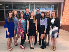 """<div class=""""source"""">SUBMITTED PHOTO</div><div class=""""image-desc"""">Kaitlyn Burba, Mia Pardieu, Lily Ramsey, Emily Snellen, Elizabeth VanTyle-Marksbury, Amelia Watkins, Sabastion Downsand Garrett Hall.will represent Thomas Nelson High School as 2018 participants in the Governor's Scholar Program. Alternate is Madeline Byrd.</div><div class=""""buy-pic""""></div>"""