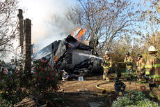 "<div class=""source"">RANDY PATRICK/The Kentucky Standard</div><div class=""image-desc"">Nelson County Fire and Rescue and Northeast Nelson firefighters responded to a house fire at 74 Gambrel Lane Friday, but the house was destroyed by the time they got the call and could respond.</div><div class=""buy-pic""><a href=""/photo_select/90789"">Buy this photo</a></div>"