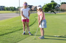 "<div class=""source"">DENNIS GEORGE/The Kentucky Standard</div><div class=""image-desc"">Several groups of children recently participated in Junior Golf Camps held at Bardstown Country Club at Maywood.</div><div class=""buy-pic""><a href=""/photo_select/96105"">Buy this photo</a></div>"