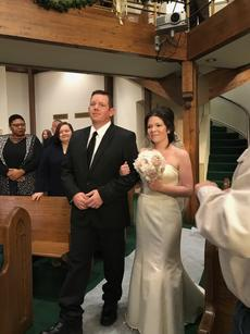 """<div class=""""source"""">SUBMITTED PHOTO</div><div class=""""image-desc"""">On New Year's Eve, Shawn Stovall walked his daughter down the aisle. Stovall has been sober for a year and changed his life immensely. Now, he's sharing his message for others to take recovery one day at a time. </div><div class=""""buy-pic""""></div>"""