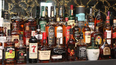 """<div class=""""source"""">RANDY PATRICK/The Kentucky Standard</div><div class=""""image-desc"""">Along with Kentucky bourbons, Rylon Sweeney's bar also offers Irish whiskeys such as Jameson, Bush and Tullamore Dew.</div><div class=""""buy-pic""""><a href=""""/photo_select/93751"""">Buy this photo</a></div>"""