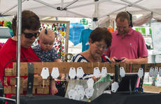 "<div class=""source"">KACIE GOODE/The Kentucky Standard</div><div class=""image-desc"">Festival-goers browse booths on Center Street Saturday during the 2018 Rolling Fork Iron Horse Festival in New Haven.</div><div class=""buy-pic""><a href=""/photo_select/98061"">Buy this photo</a></div>"