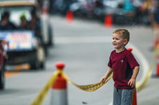 "<div class=""source"">KACIE GOODE/The Kentucky Standard</div><div class=""image-desc"">A child watches the parade Saturday during the Rolling Fork Iron Horse Festival in New Haven.</div><div class=""buy-pic""><a href=""/photo_select/98082"">Buy this photo</a></div>"