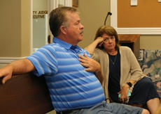 """<div class=""""source"""">RANDY PATRICK/The Kentucky Standard</div><div class=""""image-desc"""">Jim Luckett asked magistrates why there would be a problem with opening their meetings with the Pledge of Allegiance. While his generation may know it, he said, younger people might not, and it's important that they do.</div><div class=""""buy-pic""""></div>"""