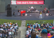 "<div class=""source"">KACIE GOODE/The Kentucky Standard</div><div class=""image-desc"">A large crowd gathered at the J. Dan Talbott Amphitheatre Monday night to hear Resurrection: A Journey Tribute, which kicked off the 2018 Live at the Park concert series.</div><div class=""buy-pic""><a href=""/photo_select/96254"">Buy this photo</a></div>"
