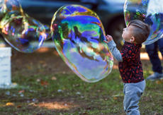 "<div class=""source"">KACIE GOODE/The Kentucky Standard</div><div class=""image-desc"">A little boy chases the bubbles created by older children Thursday during Kids Day at City Hall, an event put on by the Bardstown Rotary Club.</div><div class=""buy-pic""><a href=""/photo_select/98975"">Buy this photo</a></div>"