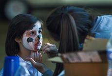 "<div class=""source"">KACIE GOODE/The Kentucky Standard</div><div class=""image-desc"">A child's face is painted during the Thursday's Kids Day at City Hall, an event hosted by the Bardstown Rotary Club each year.</div><div class=""buy-pic""><a href=""/photo_select/98973"">Buy this photo</a></div>"