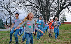 """<div class=""""source"""">KACIE GOODE/The Kentucky Standard</div><div class=""""image-desc"""">A game of Oh Deer helps members of the 4-H Nature Club think about how habitat affects wildlife.</div><div class=""""buy-pic""""><a href=""""/photo_select/74372"""">Buy this photo</a></div>"""