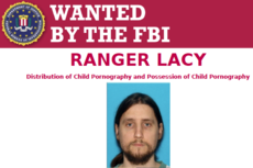 "<div class=""source""></div><div class=""image-desc"">Ranger Lacy is a 39-year-old white male, 5'10'' with brown hair and blue eyes. he weighs approximately 160 pounds. Aliases included Ranger S. Lacy and Ranger Sylvan Lacy. He is wanted by the FBI after failing to appear at an arraignment in 2015 for distribution and possession of child pornography. </div><div class=""buy-pic""></div>"