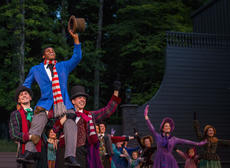 "<div class=""source"">KACIE GOODE/The Kentucky Standard</div><div class=""image-desc"">Caleb Mitchell portrays Joe Aiken in the 2019 season of ""The Stephen Foster Story"" as he is lifted up during a musical number. The drama's opening performance is 8 p.m. Saturday at the J. Dan Talbott Amphitheatere</div><div class=""buy-pic""><a href=""/photo_select/103667"">Buy this photo</a></div>"