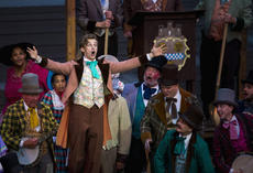"<div class=""source"">KACIE GOODE/The Kentucky Standard</div><div class=""image-desc"">Stephen Foster (Kyle Mangold) sings during a scene of""The Stephen Foster Story"" The longtime drama returns for its 61st season on Saturday at the newly renovated J. Dan Talbott Ampitheatre.</div><div class=""buy-pic""><a href=""/photo_select/103668"">Buy this photo</a></div>"