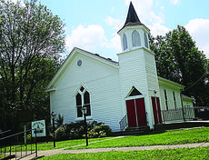 "<div class=""source"">RANDY PATRICK/The Kentucky Standard</div><div class=""image-desc"">St. John A.M.E. Zion Church is one of three black rural churches included in a Louisville Seminary study.</div><div class=""buy-pic""></div>"