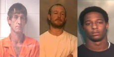 """<div class=""""source""""></div><div class=""""image-desc"""">Police are seeking the whereabouts of three men wanted for various drug crimes. From left, Roger D. Cothern, Travis W. Linton and Deangelo L. Phillips. </div><div class=""""buy-pic""""></div>"""