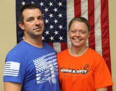 """<div class=""""source"""">RANDY PATRICK/The Kentucky Standard</div><div class=""""image-desc"""">Tracy Senovitz was determined to become a volunteer firefighter for the city and convinced her husband, Tim, a military veteran, to join her.</div><div class=""""buy-pic""""><a href=""""/photo_select/95919"""">Buy this photo</a></div>"""