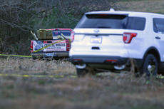 """<div class=""""source"""">KACIE GOODE/The Kentucky Standard</div><div class=""""image-desc"""">Tommy Ballard's truck sits in a field off Ed Brent Lane Saturday morning. Ballard died after reportedly being shot, but police have not confirmed if the shooting was an accident or intentional.</div><div class=""""buy-pic""""><a href=""""/photo_select/81324"""">Buy this photo</a></div>"""