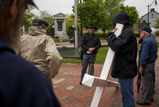"<div class=""source"">KACIE GOODE/The Kentucky Standard </div><div class=""image-desc"">Friday's Walk with the Cross in Bardstown.</div><div class=""buy-pic""><a href=""/photo_select/102556"">Buy this photo</a></div>"