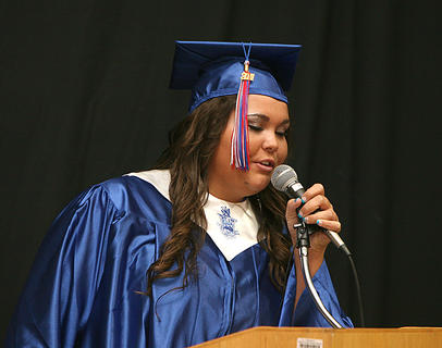 Nelson County High School Class of 2011 graduated June 3.