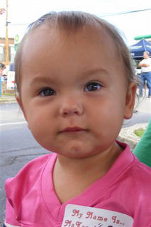 12 - 18 Month Category MaKenzie Williamson 14 Months Old Daughter of Cody Williamson and Brittney Bartley