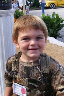 37 - 48 Month Category Lane Cundiff 3 years old Son of Jason and Ashley Cundiff