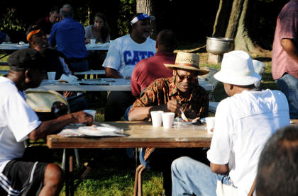 People from Bardstown and beyond attended the 2011 Buttermilk Days Breakfast Saturday. The breakfast was offered for free, with a suggested donation.