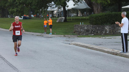 Troy Kolb of Louisville was the first to cross the finish line with a time of 19:28 in the Nelson County Community Clinic's Run for the Health of It 5K Saturday. The overall winner for the women was Monica Musk of New Hope. The event raised about $26,000 including sponsorships, and 198 registered runners and walkers participated.