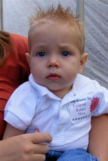 7 - 11 Month Category Colton Robert Hunt 10 Months Old Son of Aaron and Shawna Hunt