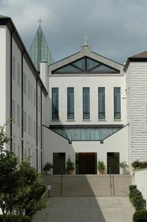 """Ken Gray, Georgetown, took this photo at the Abbey of Gethsemani, Aug. 17, 2009. It is """"such a peaceful place to visit,"""" he said."""