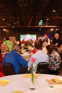 The 18th annual Taste of Bardstown celebration was a fundraiser for Hospice of Nelson County and the Bardstown-Nelson County Hospitality Association.