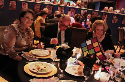 Pictured are, from left to right, Dee Dee Keene, Howard Keene and Sheila Hurst, all of Bardstown.