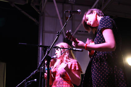Antsy McClain and the Trailer Park Troubadours perform at Pauly Zarb's Bardstown Street Concert July 9.