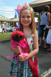 Little Miss  4 - 7 year old Category Julia Rose Wheatley 5 1/2 years old Daughter of Bryan and Trista Wheatley